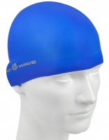 Single  Blue Colour Cap Mad Wave®