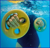 Waterjogging disc Fashy®